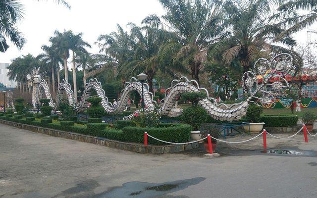 Công Viên 29/3 - Điện Biên Phủ ở Đà Nẵng