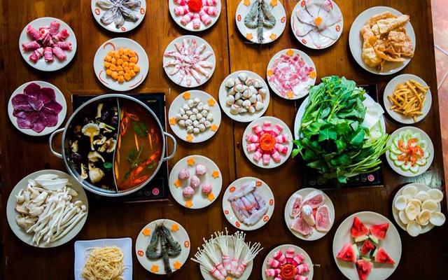 Nghiện Lẩu Buffet ở Hà Nội