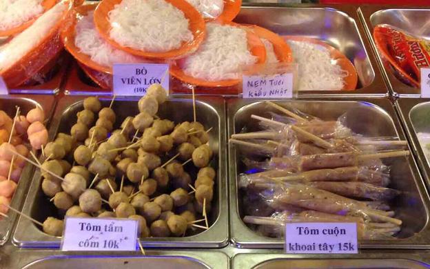 Chợ Đêm Bến Do, P. Cẩm Thuỷ Tp. Cẩm Phả Quảng Ninh