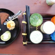 MYN - Xiên Que & Milk Tea