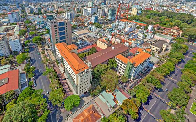 10 - 12 Đinh Tiên Hoàng, P. Bến Nghé Quận 1 TP. HCM