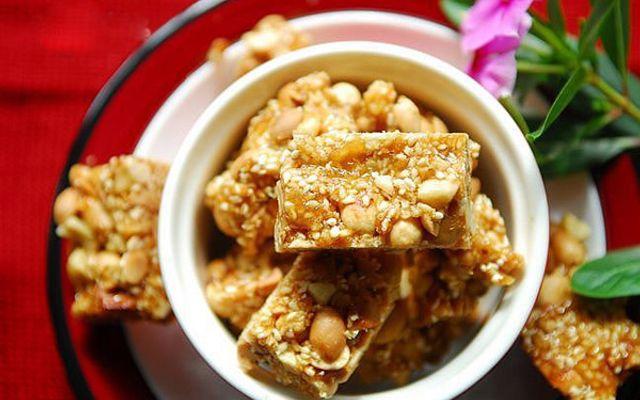 Kẹo Lạc Giòn Hoàng Thất ở Hà Nội