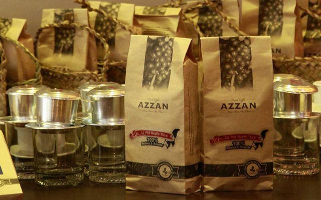 Azzan Coffee - Cafe Rang Xay ở Đắk Lắk