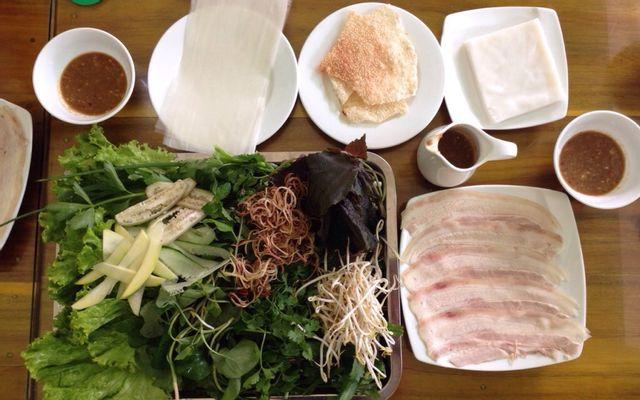 A Đậu - Bánh Tráng Thịt Heo Đà Nẵng - 29 Hai Bà Trưng ở Huế