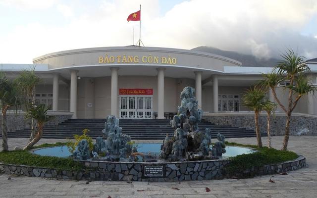 Bảo Tàng Côn Đảo ở Vũng Tàu