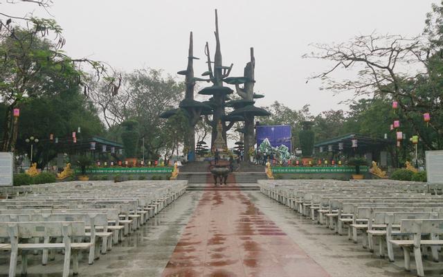 Trung Tâm Thánh Mẫu La Vang ở Quảng Trị