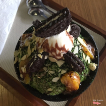 Korean Remnant Bingsu