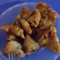 Bánh Bột Rán & Bánh Khoai - Đại Học Hà Nội