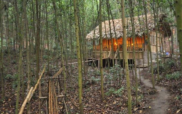 Khu Sinh Thái Bản Rõm ở Hà Nội