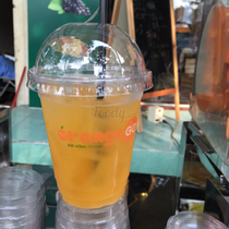 Orange Go - Nước Ép Cam Mỹ