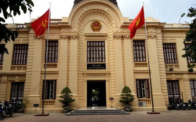 Bảo Tàng Lịch Sử Quốc Gia - Tông Đản ở Hà Nội
