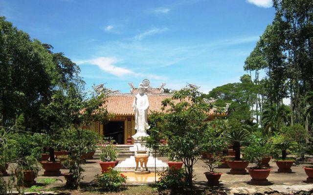 Chùa Bửu Hưng ở Đồng Tháp