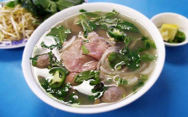 Phở Trang - Nguyễn Cư Trinh ở Đồng Tháp