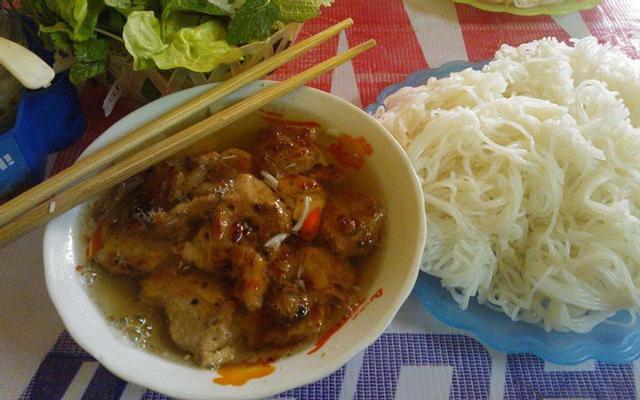 Bún Chả & Cháo Sườn ở Hà Nội