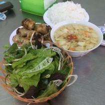 Bún Chả & Cháo Sườn