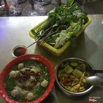 Hủ Tiếu Bò Viên - Lê Quang Định