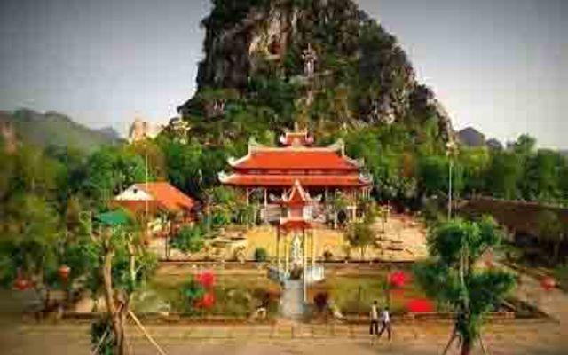 Chùa Vĩnh Thái ở Thanh Hoá