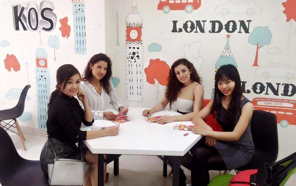 KOS English Center - Nguyễn Công Hoan ở Quận Ba Đình, Hà Nội ...