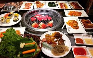 King BBQ Buffet Lê Văn Sỹ