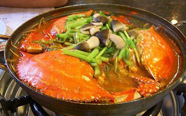 602 Đại Thế Giới - Lẩu Cua Nấu Chao, Cua Xào Chao