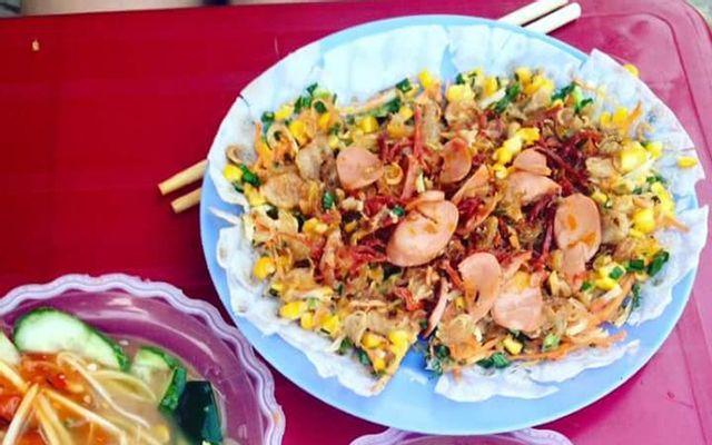 Bánh Tráng Nướng ở Lạng Sơn