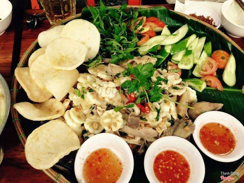 Image result for Gỏi măng cụt foody.vn