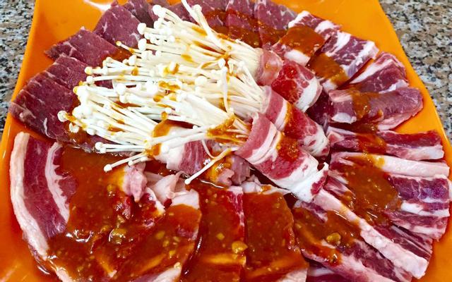Korean BBQ - Thịt Nướng Hàn Quốc - Đào Nguyên ở Hà Nội