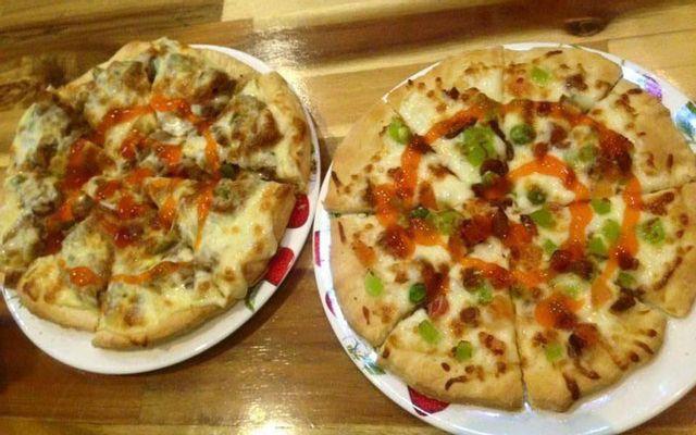 Pizza Dâu Tây ở Đắk Lắk