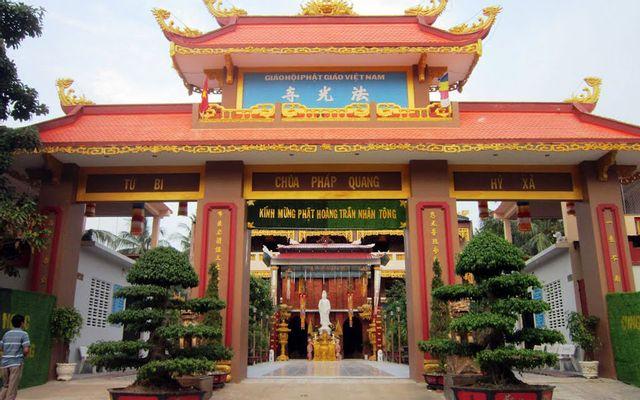 Chùa Pháp Quang ở Phú Quốc