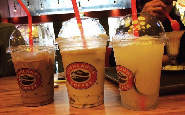 Highlands Coffee - Linh Đàm CT3 ở Hà Nội