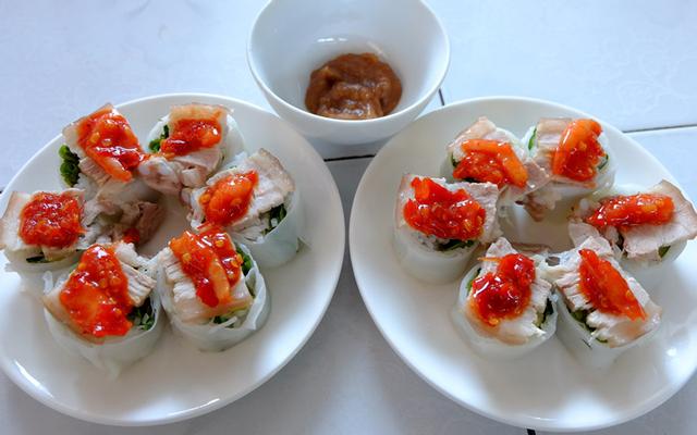 Trần Phú - Các Món Bánh Huế ở Huế