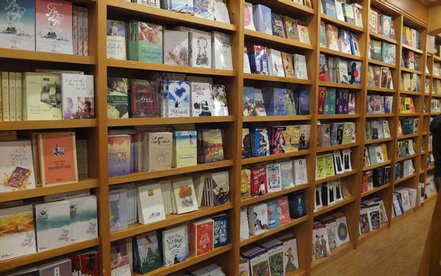 Hiệu Sách Nhã Nam ở Hà Nội