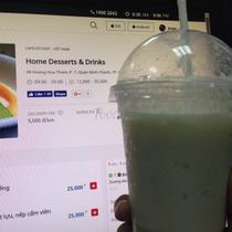 Home Desserts & Drinks