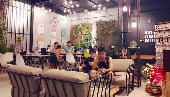 The Garden House Coffee