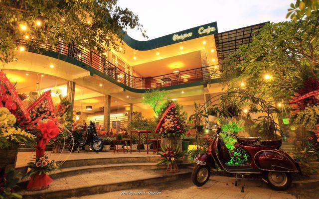 Vespa Cafe - 42/4 Nguyễn Công Trứ ở Huế