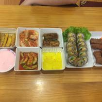 Gimbab & Kim Chi Hàn Quốc