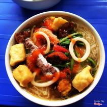Bún Chả, Bún Thái Hải Sản & Bún Bò Nam Bộ