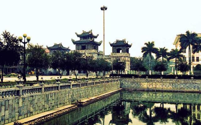 Cố đô Hoa Lư ở Ninh Bình
