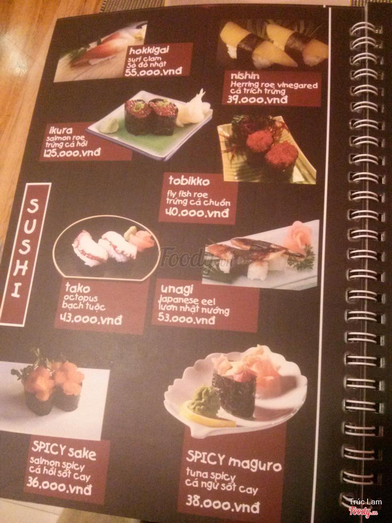 sushi kyodai