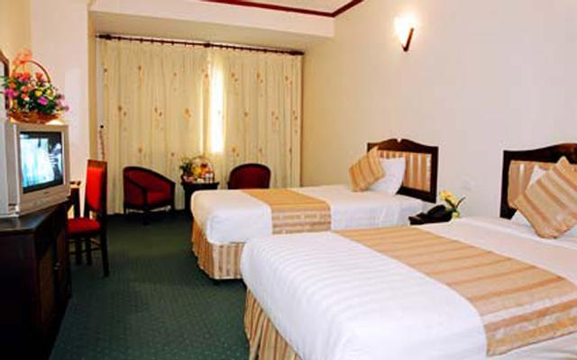 Hoàng Lan Hotel - Nguyễn Văn Thoại ở Đà Nẵng