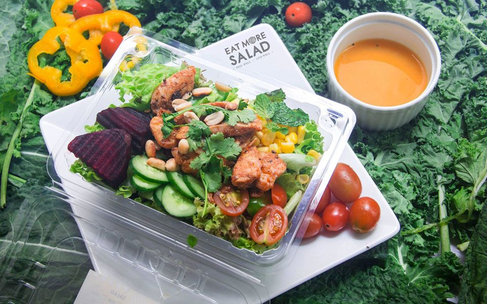 Eat More Salad - Shop Online
