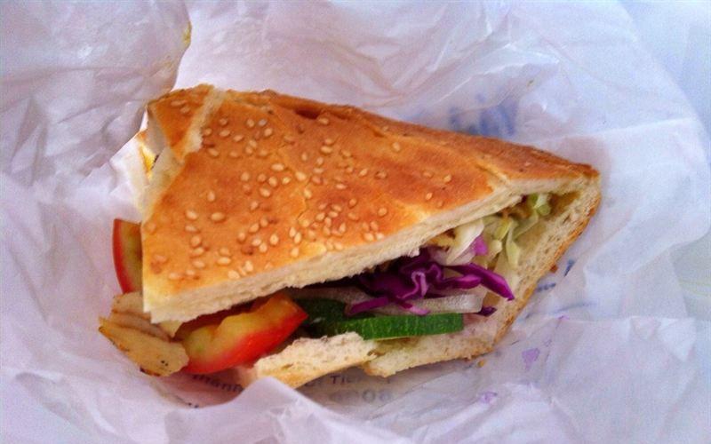 Bánh Mì Mặt Trời Mọc - Hương Vị Thổ Nhĩ Kỳ