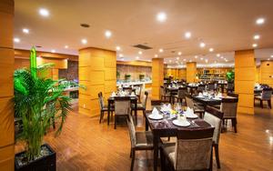 Fusion Restaurant - Pragon Saigon Hotel
