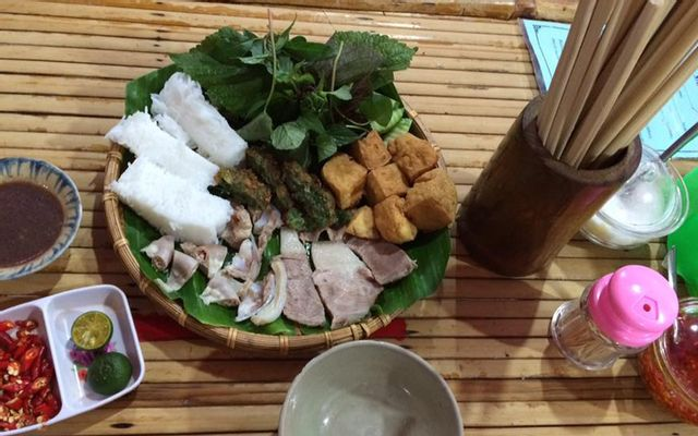 Miu Lê Quán - Bún Đậu Mắm Tôm - Thống Nhất ở Vũng Tàu