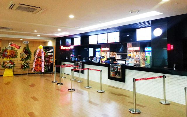 Lotte Cinema - Nowzone ở TP. HCM