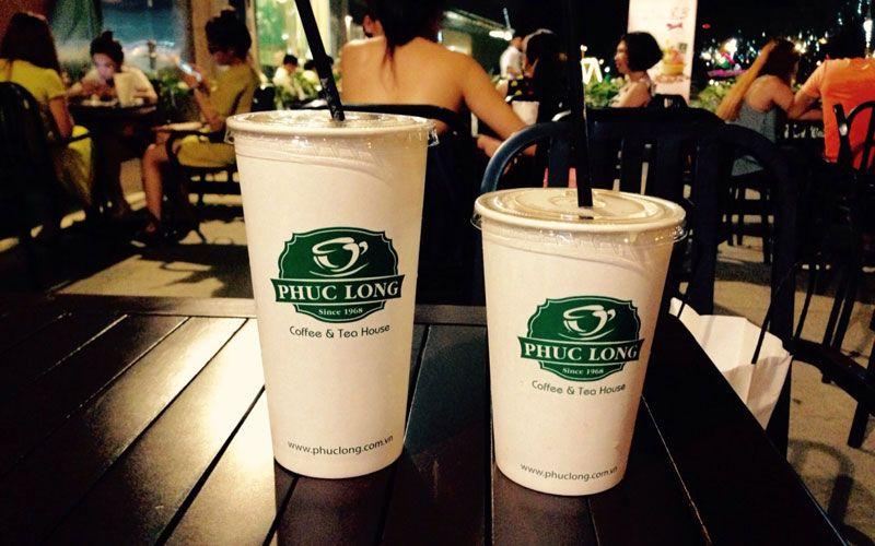 Phúc Long Coffee & Tea - Cộng Hòa