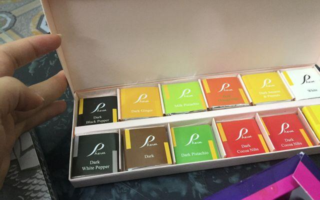 Pheva Chocolate ở Hà Nội