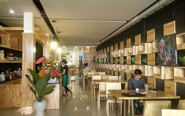 Kinh Châu Coffee ở Đắk Lắk