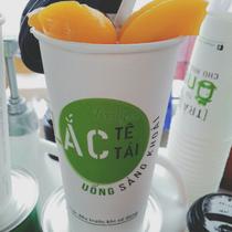 Cachi Tea - Đường D2
