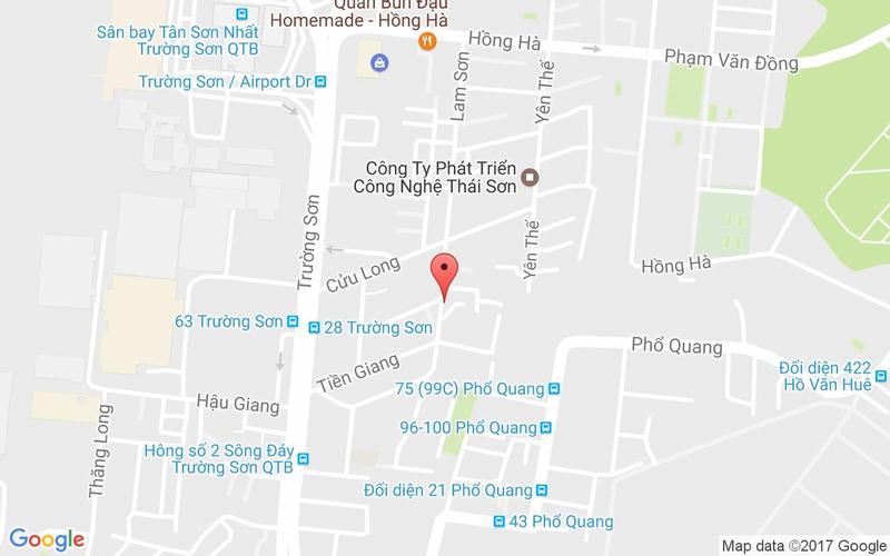 Bản đồ - Nhà Hàng Thế Giới Hải Sản Việt